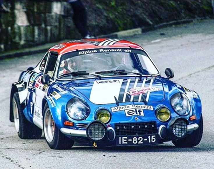 ALPINE RALLY 1.300