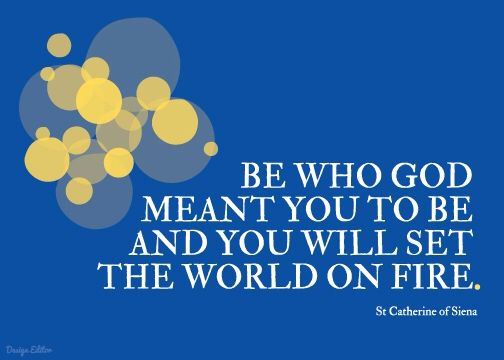 Quote from Saint Catherine