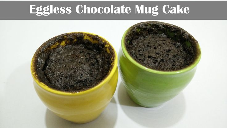 Eggless Chocolate Mug Cake Recipe by Cooking with Smita   This quick and easy Chocolate Mug Cake recipe gets ready in just 5 minutes. Now you can have a rich, chocolate dessert in an instant. This is the moistest Eggless Chocolate Mug Cake you will ever have.