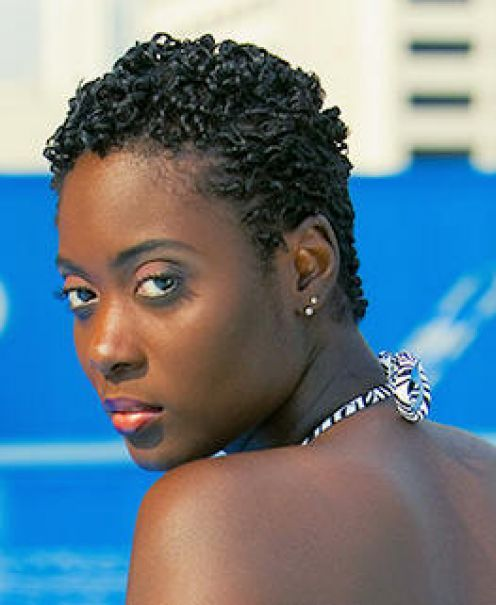 Swell 1000 Images About African America Natural Short Hair Cuts On Hairstyle Inspiration Daily Dogsangcom
