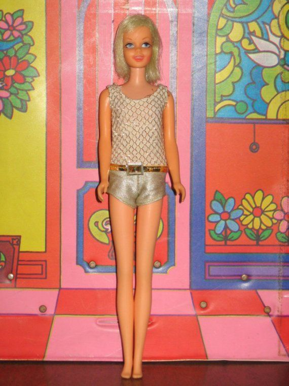 Casey-Francie's friend  This is the outfit my Casey doll came in
