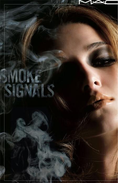 MacKarrie Beauty - Style Blog: MAC Smoke Signals LE