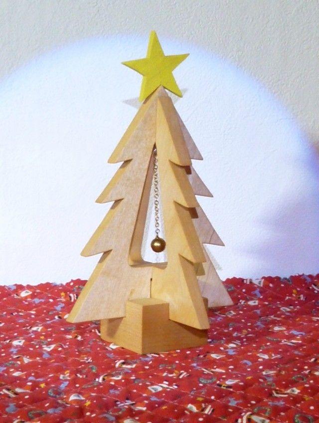 クリスマスツリー 幸せの青い鳥 - 七曜工房
