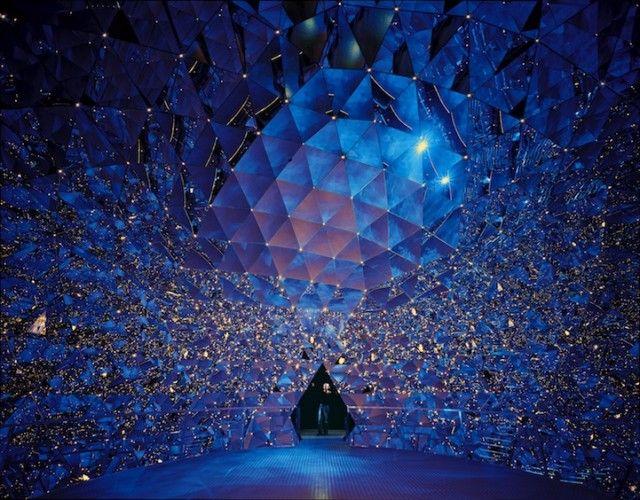 Swarovski Crystal Worlds // Fubiz