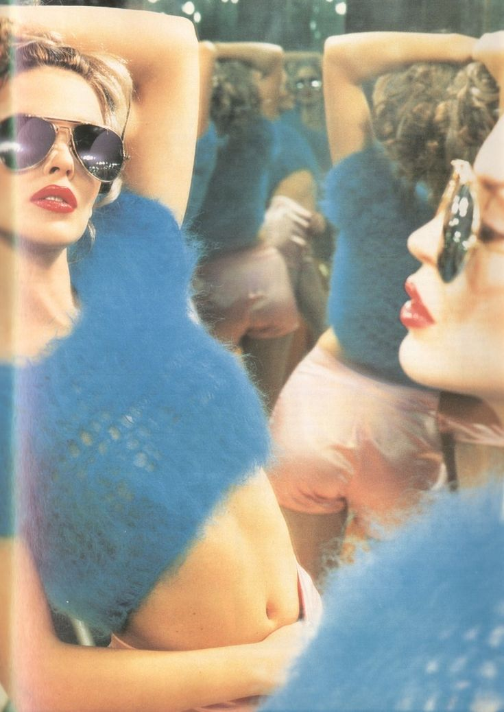 """""""Kylie's cool world"""" // The Face magazine, June 1994"""