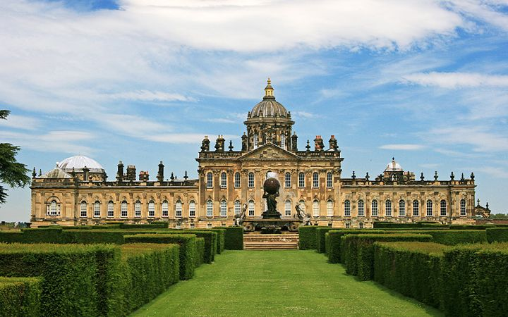 Castle Howard York, United Kingdom