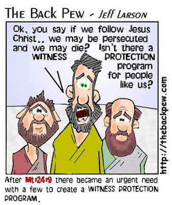 clean christian humor | The Jungle Hut: Sunday Funny