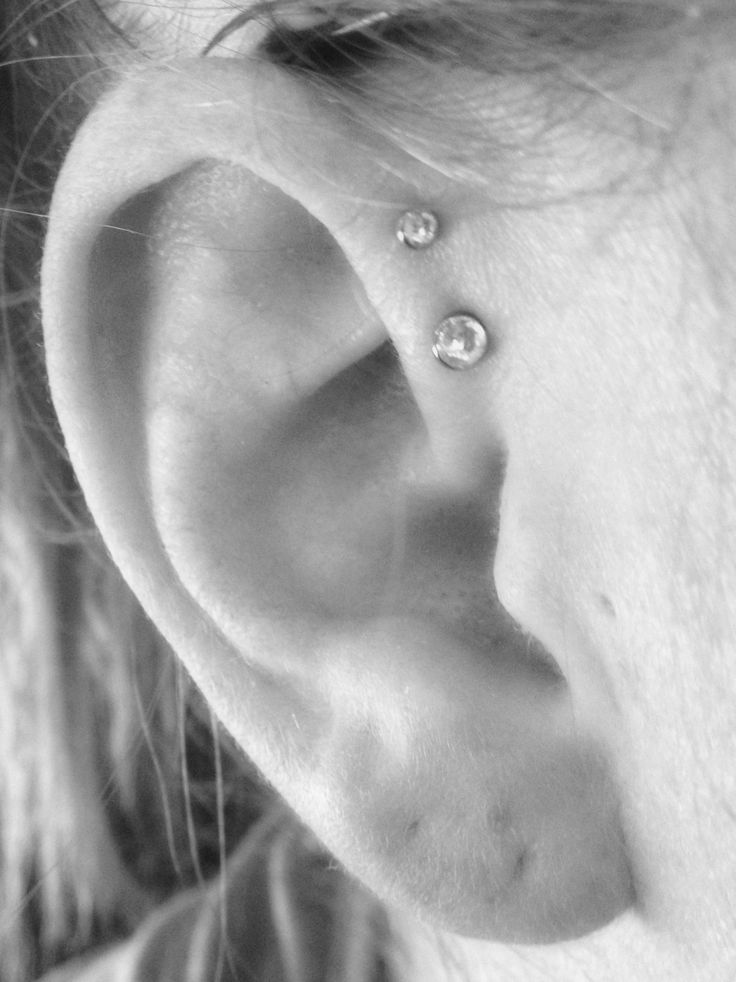 Double front helix