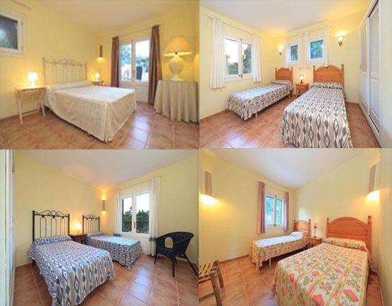 Сдается в аренду роскошная вилла El Pinar площадью 150 м2 на участке 600м2 в Польенсе, бухта Сант Висенс (Cala Sant Vicenç (Pollensa). Вилла имеет 4 спальных комнат  (8 спальных мест), 4 ванных комнат, полностью меблированна, в кухне вся бытовая техника имеется микроволновая печь, духовка, холодильник, в гостинной ТВ, кондиционер, отопление, терраса, частный сад и бассейн. Предоставляются постельное бельё и полотенца. Дом находится в ста метрах от моря в очень тихом районе со всеми услугами.