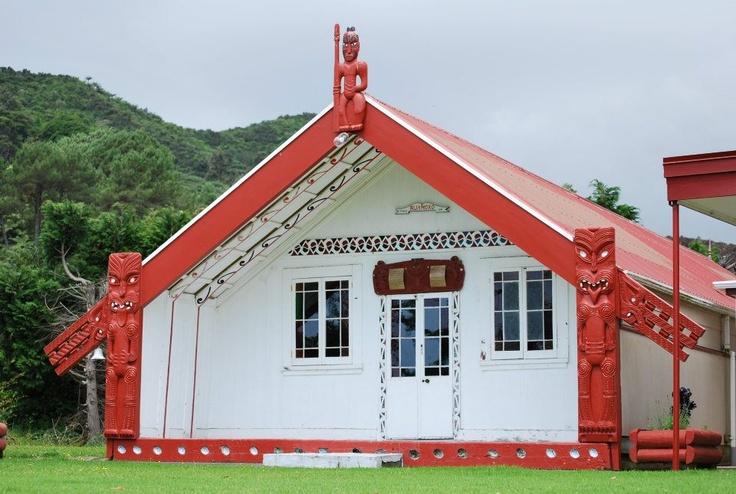 Ruamoko - Waiaua Marae