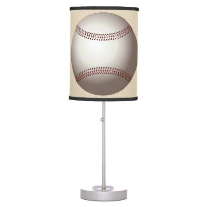 Children's Lamp Baseball  $47.45  by TheBabyNook  - cyo diy customize personalize unique