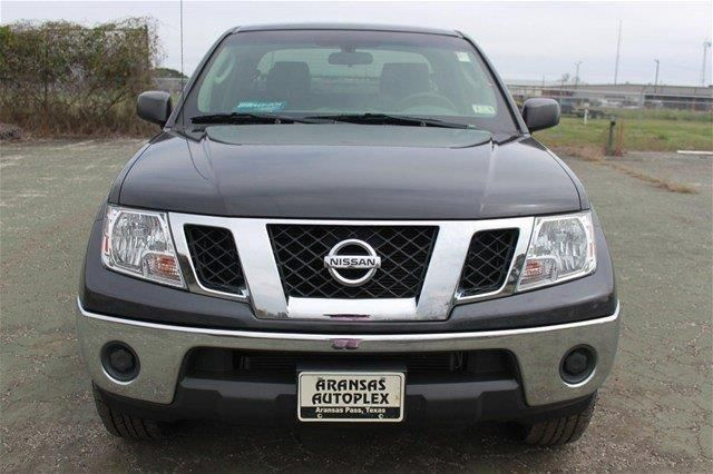 2011 Nissan Frontier S 4x2 S 4dr Crew Cab SWB Pickup 6M Pickup 4 Doors Night Armor for sale in Kingsville, TX Source: http://www.usedcarsgroup.com/used-nissan-frontier-for-sale