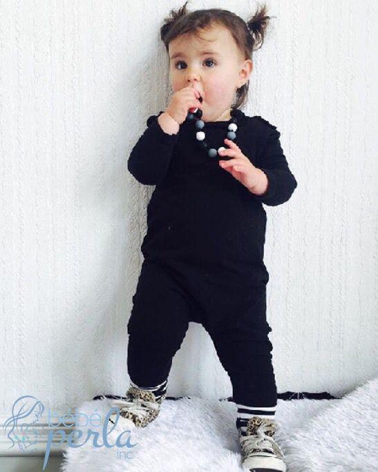 Poor Freya is teething, but mommy says that her Bebe Perla necklace is helping lots! . . . . #teething #ootd #supportsmallshops #dailydoseofcute #instakids #brandenthusiast #brandeep #mommyinspo #cutekidsclub #littleshopsbigdreams