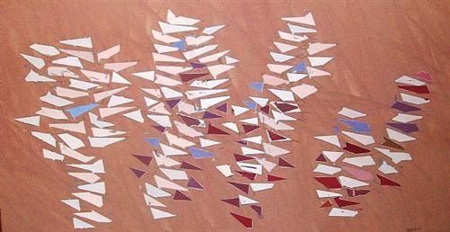 Robert Goodnough - On Gray Pink (1988)