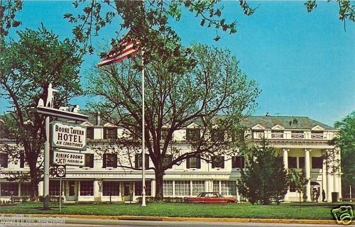 Boone Tavern/Hotel-Berea, Kentucky-On Berea College Campus