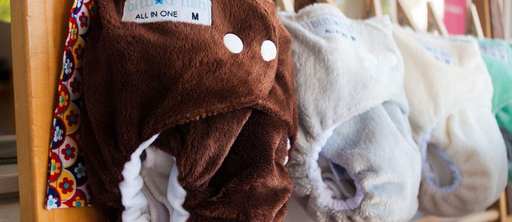 Good article on why to use cloth nappies by one of our stockists - Nest Nappies