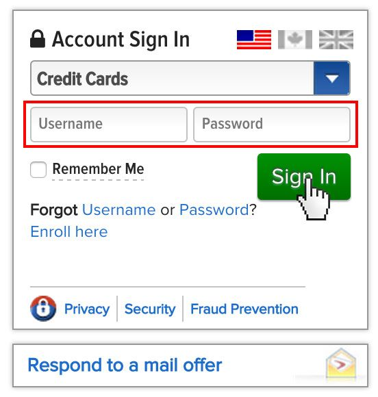 Gm capital one credit card login infocardco for Capital one business card login