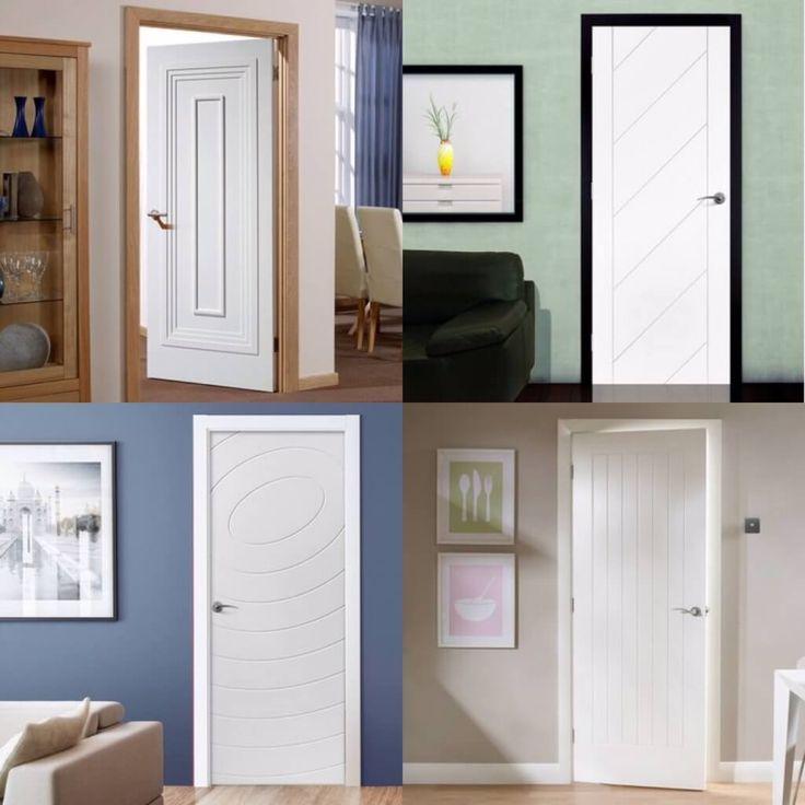 M s de 20 ideas incre bles sobre puertas blancas en for Oferta puertas blancas interior