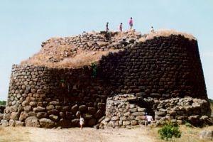 Foto Nuraghe Losa presso Abbasanta