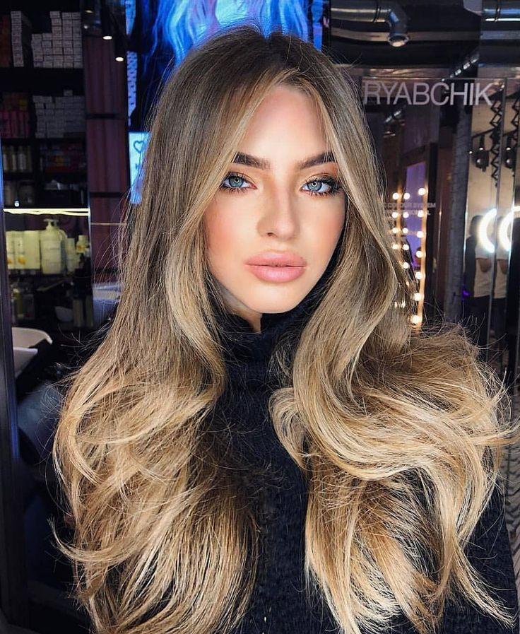Девочки,принимаю заказ на волосы!кому шикарные волосики,пишите!🌺 | Make-up in 2019 | Pinterest | Hair, Hair inspo and Hair styles