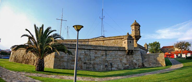 Forte de Nossa Senhora das Neves [c. 1638 - Leça da Palmeira, Douro Litoral, Portugal]