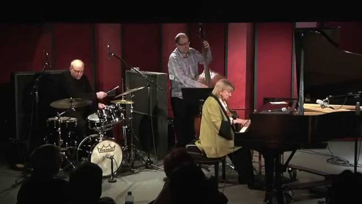 #TimelessThursday - The first small respite from extreme heat in GA today made me think of Autumn Leaves . . . and here is the Beegie Adair​ Trio to create the sound.    Live at the Nashville Jazz Workshop in 2014, feat. Beegie Adair -piano, Roger Spencer - bass, and Chris Brown - drums.