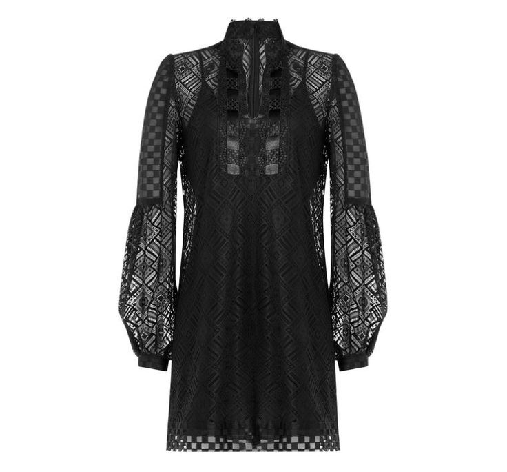 Check out this product: Crochet Lace Tunic #villoid