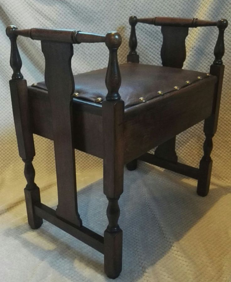 Antique Artu0027s u0026 Craftu0027s Solid Oak Piano stool or Dressing table stool Lift Lid & Best 25+ Piano stool ideas on Pinterest | Upright piano Piano ... islam-shia.org