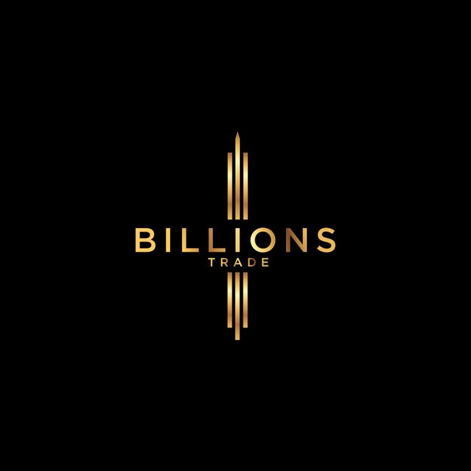 Logo design for a new international broker inspired in the TV series Billions by jurukunci121