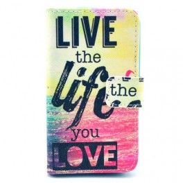 Huawei Ascend Y330 Live Life puhelinlompakko.