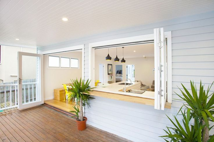 Kitchen servery to Outside Deck - Avalon Northern Beaches - Style Construction..., Building Construction, Avalon Beach, NSW, 2107 - TrueLocal