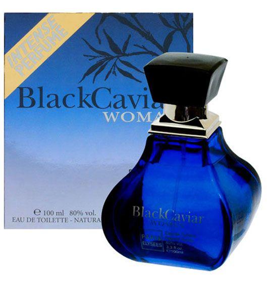 Perfumes Femininos : Black Caviar Woman