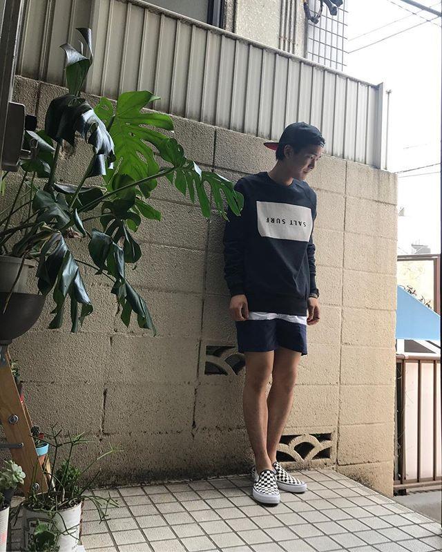 style sample(^-^) 休日スタイル! 身長165cmトップスSサイズ着用! #tops#saltsurf#ソルトサーフ#sweat http://encinitas.shop-pro.jp/?pid=118527866 #shorts#alohabeachclub#アロハビーチクラブ http://encinitas.shop-pro.jp/?pid=118528585 #shoes#vans#バンズ#slipon#pro http://encinitas.shop-pro.jp/?pid=115200526 #cap#wolveskillsheep#ウルブスキルシープ http://encinitas.shop-pro.jp/?pid=97741193 #encinitas#エンシニータス#代官山セレクトショップ#代官山#恵比寿#セレクトショップ#休日スタイル#海#サーフ#メンズファッション#メンズ#レディースファッション#レディース#本日のコーディネート#通販 #sandiegoconnection #sdlocals #encinitaslocals…