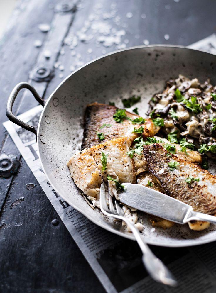 Paistettu siika | K-Ruoka  #kesä #kala