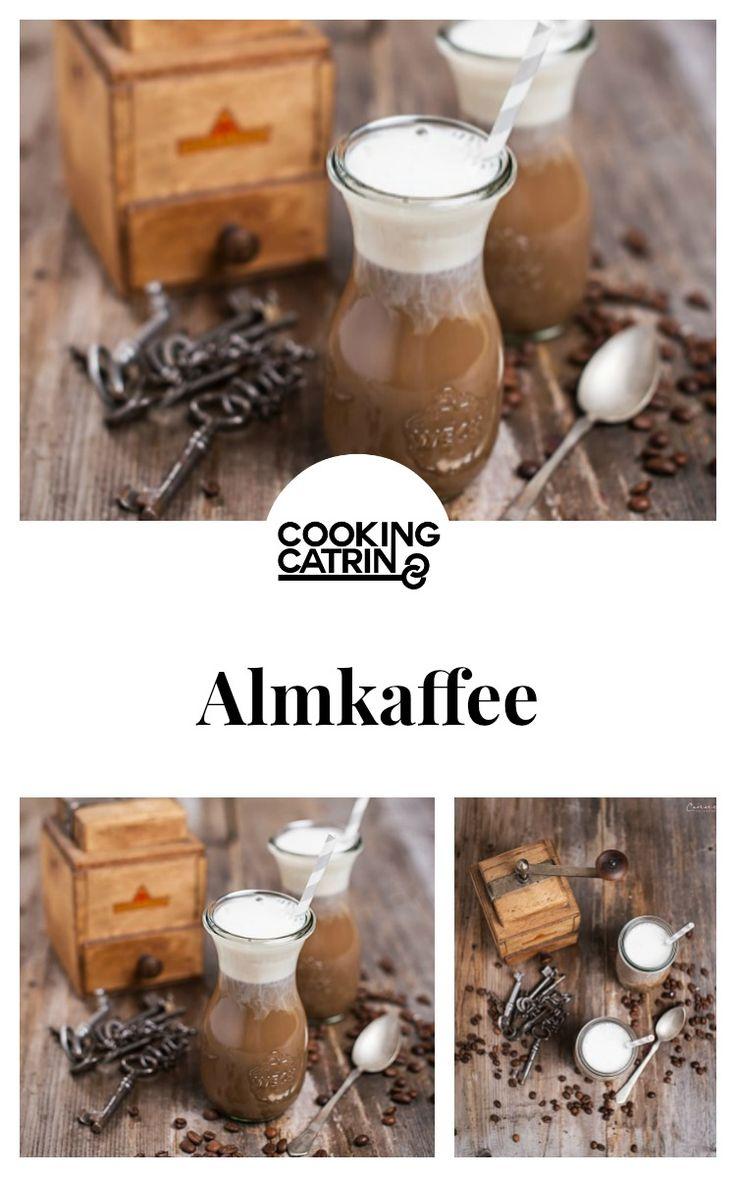 Alm, Kaffee, coffee, drink, cafe, milk, milch, schuss, Rum, getränk, hot, cold