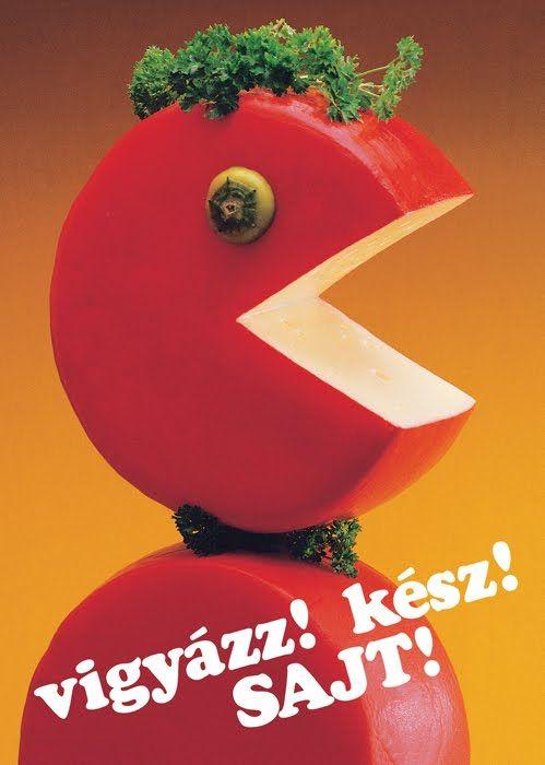 Fotó: Tóth József Füles: Vigyázz, kész, sajt!