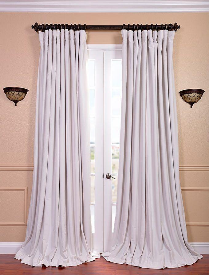 Velvet Curtains Reduce Noise Curtain Menzilperde Net