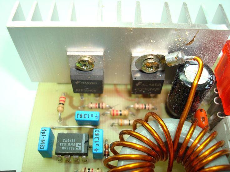 regulador lamparas halogenas