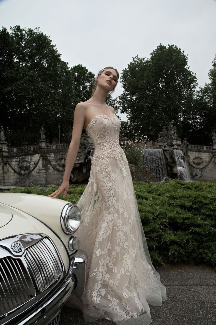 Wedding Dress AlessandraRinaudo TANYA ARAB16607 2016
