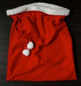 DIY Your Very Own Santa Bag | AllFreeChristmasCrafts.com (7.13.13)