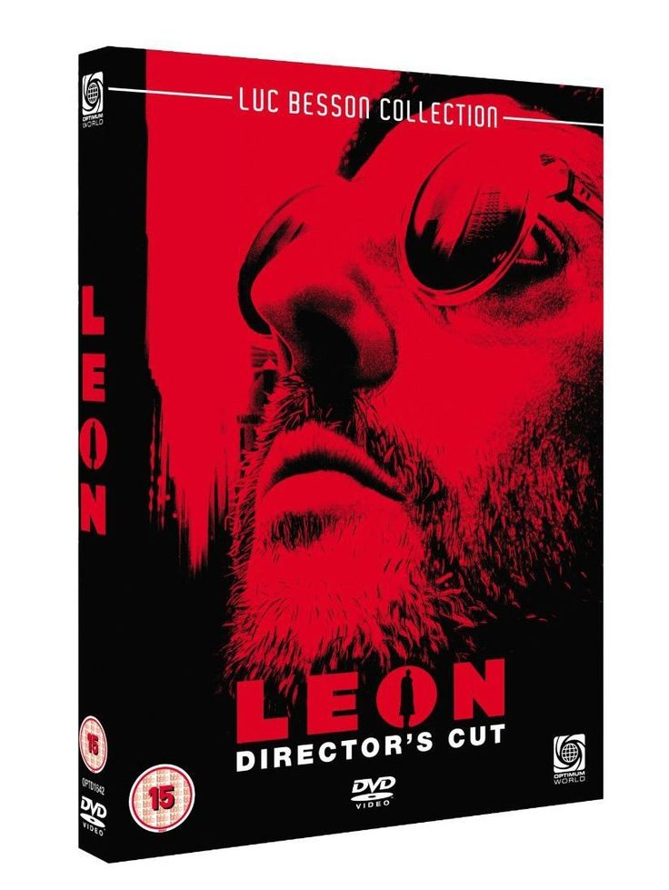 Leon: Director's Cut [DVD] [1994]: Amazon.co.uk: Gary Oldman, Jean Reno, Natalie Portman, Eric Challier, Luc Bernard, Danny Aiello, Don Creech, Frank Senger, Peter Appel, Michael Badalucco, Ellen Greene, Luc Besson: DVD & Blu-ray