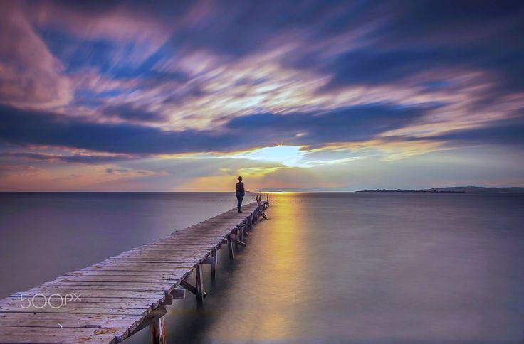 Towards the Sun - İzmir / Turkey