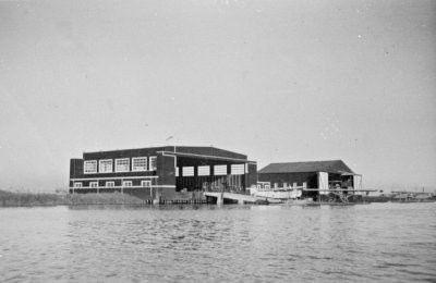 Marinevliegkamp Schellingwoude (1921)