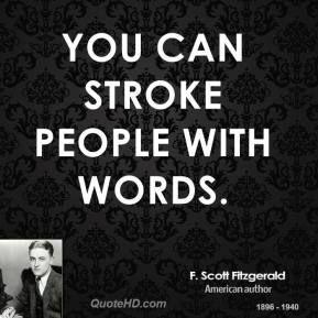 F. Scott Fitzgerald ❤❦♪♫
