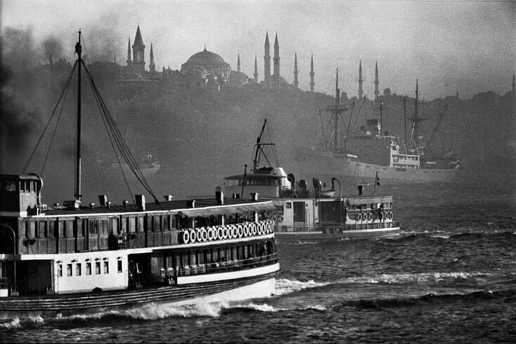 Istanbul by Ara Guler