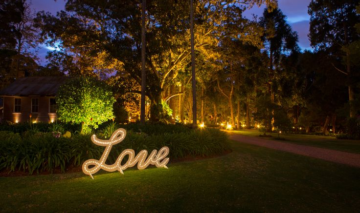 Love fairy light sign Salt Studios| Toowoomba Wedding and Commercial Photography