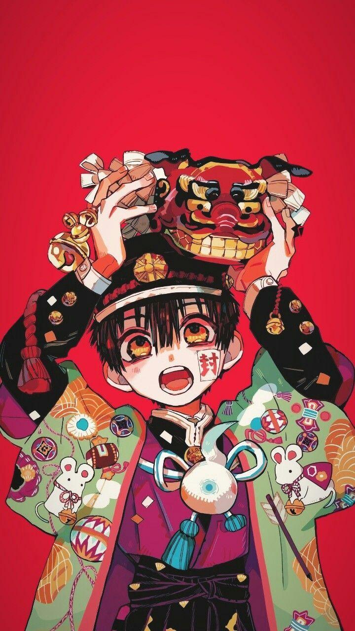 Jibaku shounen hanako kun wallpaper hanako jibaku