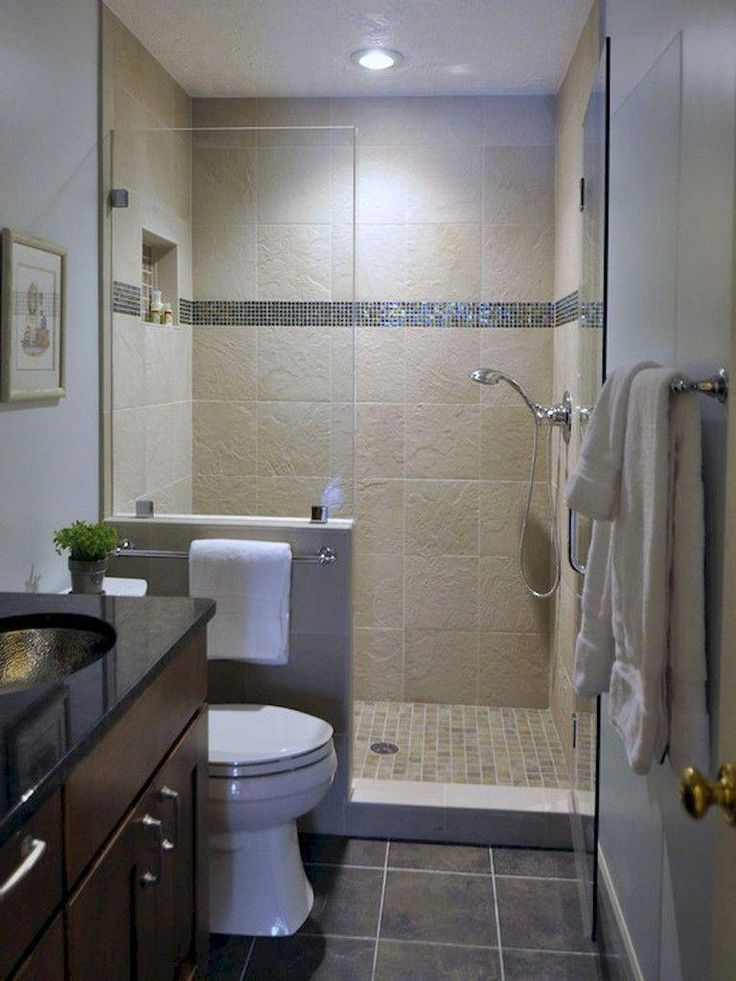 Small Bathroom Ideas | Cuarto de baño moderno, Baños de ...
