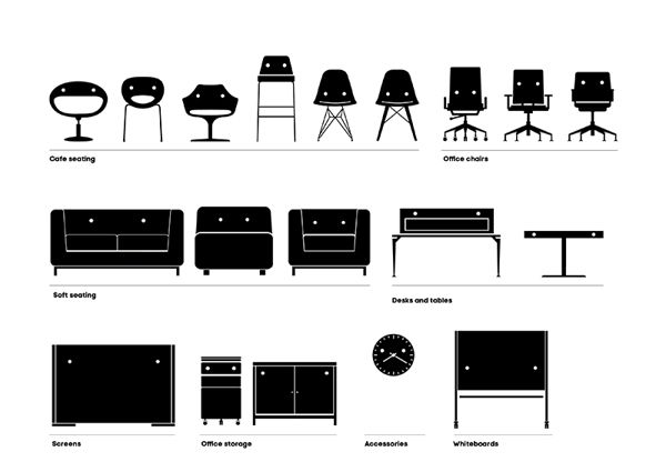Studio Playground likes this design: JasonL Furniture Identity by Jason Little, via Behance
