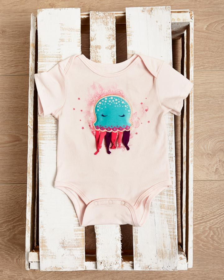 Body pink for girl #Baby #FashionKids >> http://www.offcorss.com/newborn #ABCEarlyLearning #OFFCORSS